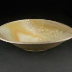 Porcelain Bowl, natural ash