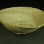 porcelain bowl -natural ashing